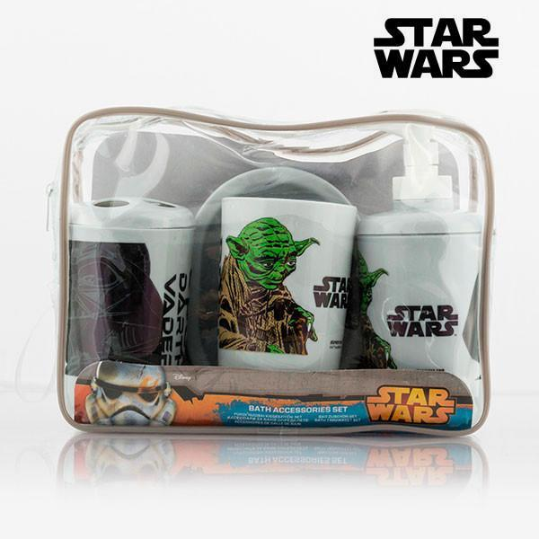 Star Wars Bathroom Accessories (4 pieces)-Universal Store London™