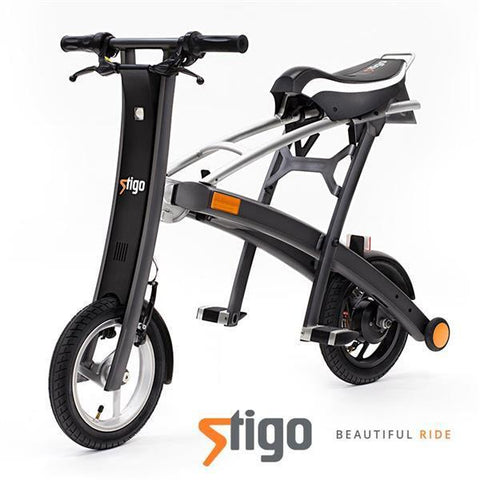 Image of Stigo Plus Electric City Bike-Universal Store London™