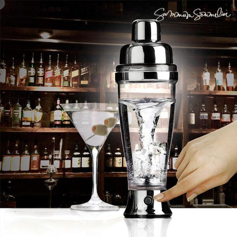 Summum Sommelier Electric Cocktail Shaker-Universal Store London™