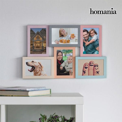 Image of Sweet Homania Photo Frame (6 photos)-Universal Store London™