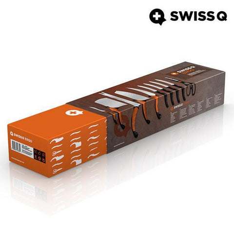 Image of Swiss Q Ergo Knife Set (10 pieces)-Universal Store London™