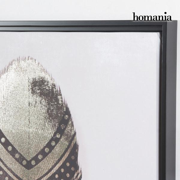 Table pen on canvas by Homania-Universal Store London™