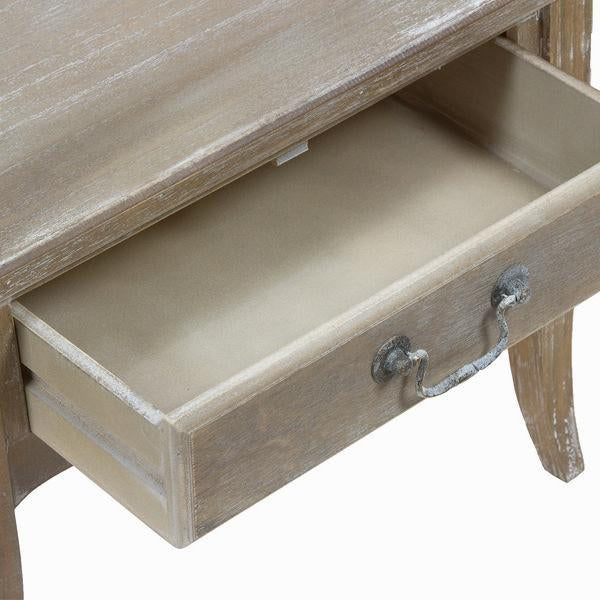 Table with shelf - Vintage Collection by Craften Wood-Universal Store London™