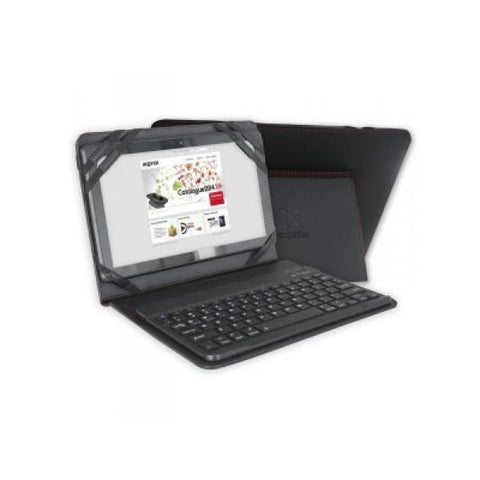 "Tablet and Keyboard Case Bluetooth approx! APPIPCK06 9.7""-10.1""-Universal Store London™"