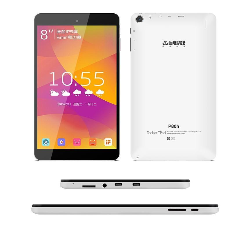 Teclast P80h 8GB MT8163 Quad Core 1.3GHz 8 Inch Android 5.1 Tablet-Universal Store London™