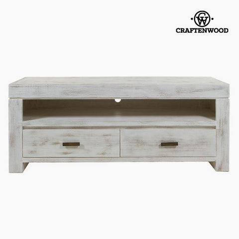 Television Table Mindi wood (130 x 40 x 52 cm) by Craftenwood-Universal Store London™