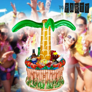 Th3 Party Inflatable Palm Tree Drinks Cooler-Universal Store London™