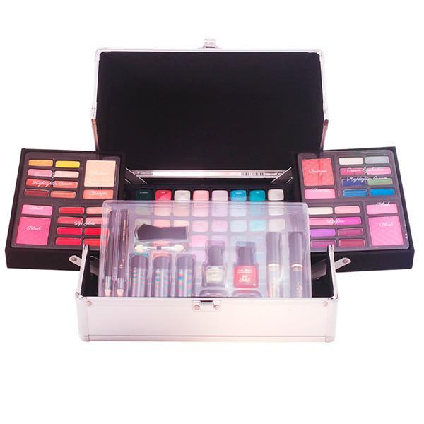 The Color Workshop - BEAUTY ALLURE TRAIN CASE 90 pz-Universal Store London™