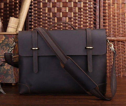 Image of The Savile Classic Messenger Bag-Universal Store London™