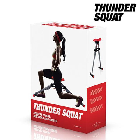 Thunder Squat Exercise Machine for Glutes-Universal Store London™