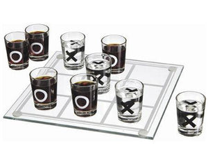 Tic Tac Toe Shots Game