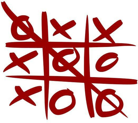 Tic Tac Toe Shots Game-Universal Store London™