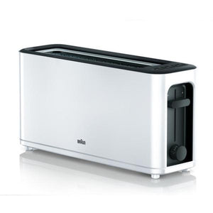 Toaster Braun HT3100WH 1000W White-Universal Store London™