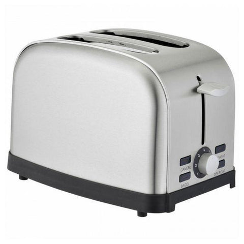 Toaster COMELEC TP1724 Inox 1000W White-Universal Store London™