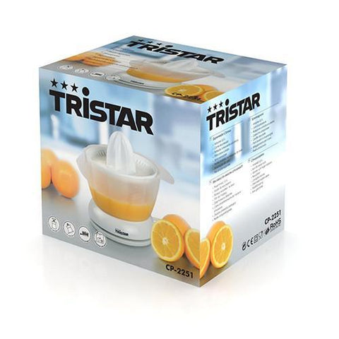 Tristar CP2251 Juicer with Removable Jug 0.5L-Universal Store London™