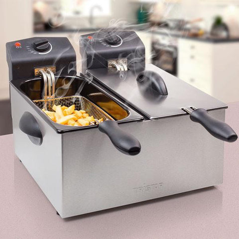 Image of Tristar FR6937 Double Fryer-Universal Store London™
