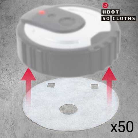 UBOT Mop Replacement Pads-Universal Store London™