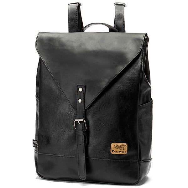 Unisex PU Leather Shoulder Bag Backpack-Universal Store London™
