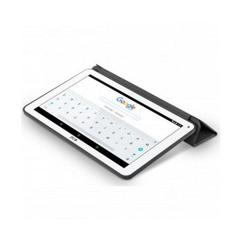 "Image of Universal Tablet Case SPC 4320N 10.1"" Foldable Black Polyurethane-Universal Store London™"
