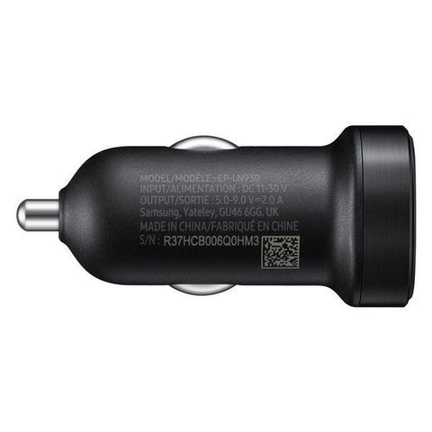 USB Car Charger Samsung 222170 Black-Universal Store London™