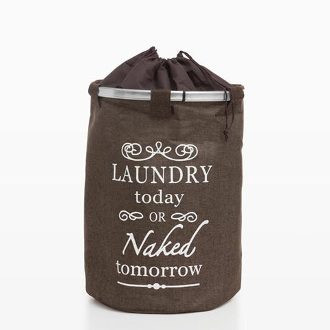 Image of Vintage Dark Wagon Trend Vintage Laundry Bag-Universal Store London™