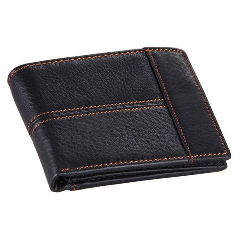 Image of Vintage Leather Wallet USL8064A-Universal Store London™