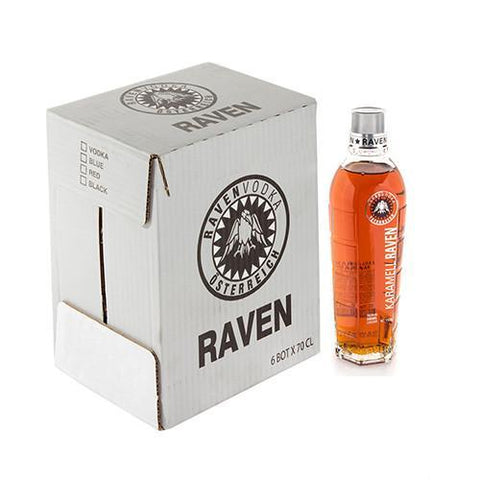Image of Vodka Caramel Karamell Raven-Universal Store London™