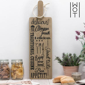 Wagon Trend Maxi Chopping Board-Universal Store London™