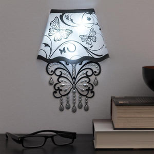 Wall Sticker with LED Butterfly-Universal Store London™