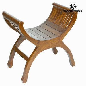 Walnut yuyu chair - Let's Deco Collection by Craftenwood-Universal Store London™