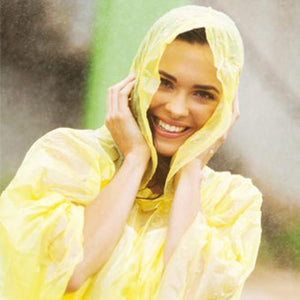 Waterproof Poncho with Hood-Universal Store London™