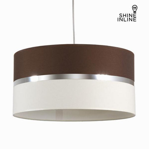 Wenge canvas roof lamp by Shine Inline-Universal Store London™