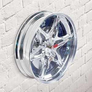 Wheel Rim Wall Clock-Universal Store London™