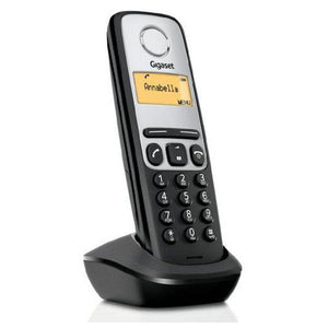Wireless Phone Gigaset A130N Black Silver-Universal Store London™
