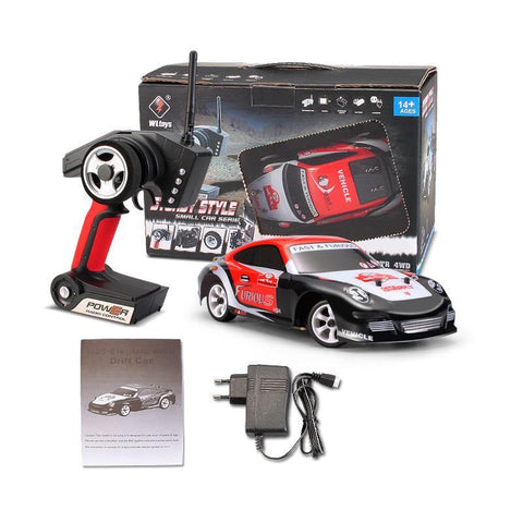 Image of WLtoys K969 4WD Independent Suspension RC Drift Car-Universal Store London™