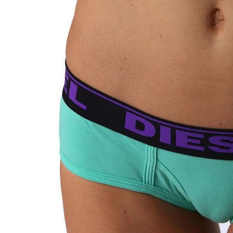 Womens panties by Diesel 00SQZS-0HAFK-246 (Pack of 3)-Universal Store London™