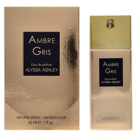 Image of Women's Perfume Ambre Gris Alyssa Ashley EDP-Universal Store London™