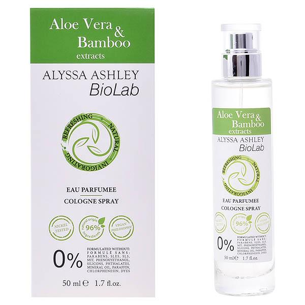 Women's Perfume Biolab Aloe & Bamboo Alyssa Ashley EDC-Universal Store London™