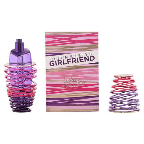 Image of Women's Perfume Girlfriend Justin Bieber EDP-Universal Store London™
