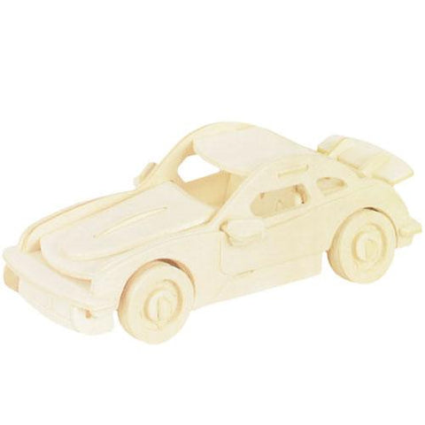 Wooden Car Puzzle-Universal Store London™