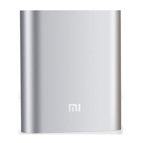 Image of XiaoMI 10400mAh Power Bank Silver-Universal Store London™