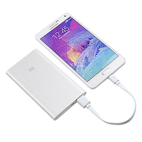 Image of XiaoMi 5000mAh Power Bank Silver-Universal Store London™