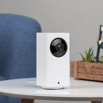 Xiaomi MIjia Dafang Smart Home 120 Degree 1080p HD Intelligent Security WIFI IP Camera Night Vision IR-cut Motion Detection Monitor-Universal Store London™