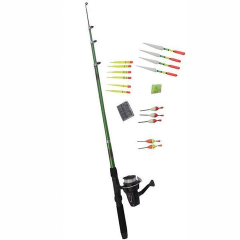 Image of XQ Max Fishing Set Complete With Rod Reel and Floats-Universal Store London™
