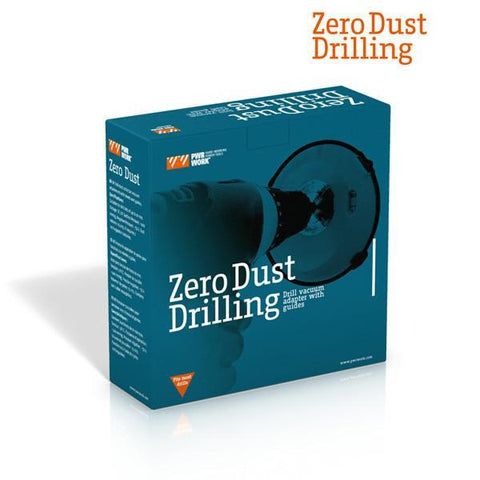 Zero Dust Drilling Drill Dust Collector-Universal Store London™
