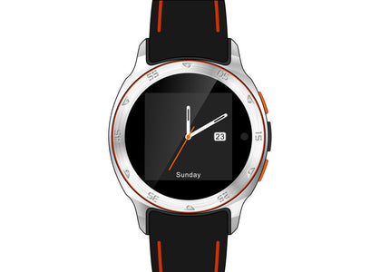 ZGPAX S7 IP67 Waterproof Android 4.4 3G Smartwatch Smartphone-Universal Store London™