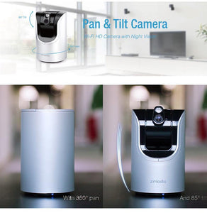 Zmodo ZH-IZV15-WAC Smart WiFi Camera-Universal Store London™