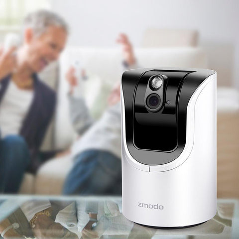 Image of Zmodo ZH-IZV15-WAC Smart WiFi Camera-Universal Store London™
