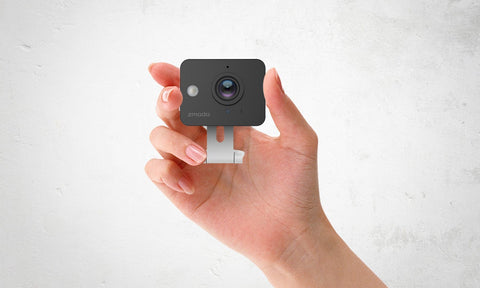 Image of Zmodo ZM-SH75D001 720p HD Mini WiFi Camera with Two-way Audio and Remote Monitoring-Universal Store London™