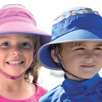 Sombrero Kid's Fun 'N Sun Bucket Sunday Afternoons 50+UPF